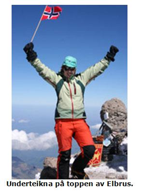 Elbrus 4. Foto: Anna Kirsten Hellevang
