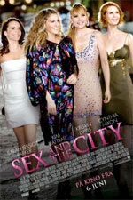 Filmposter - Sex and the City. Foto: Filmweb